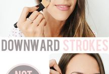Make-Up How To's ...
