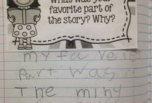 Grade 3 Writing: Writing About Reading