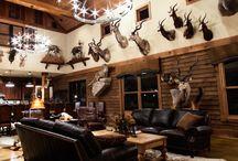 Дом охотника