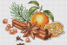 ягоды, фрукты, грибы