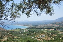 Exopoli and Georgioupoli / Some photos of what one can see in the small village of Exopoli and the old Fishing village of Georgioupoli in Crete.