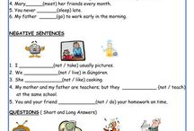 Kids worksheet