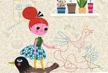 Helen Dardik Ilustrations