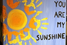 sunshine, dinos, kangaroos & other kidlet stuff / for my 3 nephews