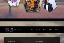Photo Gallery Templates / Photo gallery templates, photographer website templates and image portfolio templates