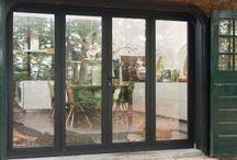 Stalen deuren 's Gravenland / Bent u op zoek naar een stijlvolle deur? Hier vind u voorbeelden! U ziet hier een enkele taatsdeur. Bekijk onze site www.stalendeuropmaat.nl voor meer informatie.