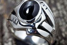 Rings / All sorts of rings.
