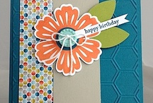 Stampin Up projects / by Tara Barton