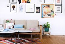 Scandinavian Home Décor / Get inspired by these Scandinavian home décors.