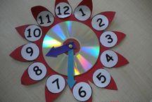 orologio cd