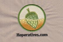 Hoperatives Gear / Tell the world you're a Hoperative and a believer in better beer!