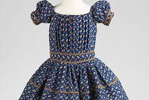 1850's Children's Clothes