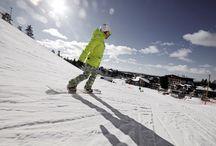 [ Snowboarding ]