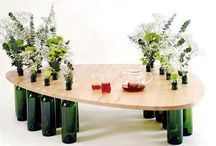 Table bouteille