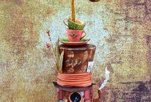 Torty Artystyczne / Moje dekorowanie tortów