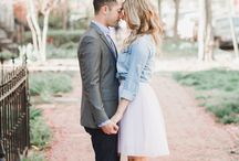 PHOTOGRAPHY - Spring Engagement