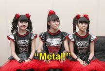 Metal of Not Metal