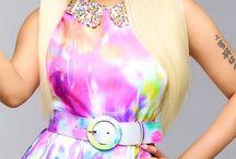 Celebrity's fashion