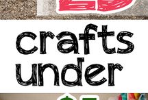 home and room decor crafts