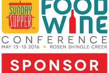 2016 Food Wine Conference Sponsors / A big thank you to the sponsors who have provided the resources to make this 2016 Food Wine Conference happen! We appreciate their contribution to our community.