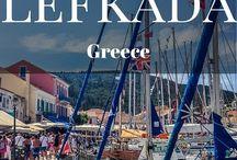 GREECE.~ #LEFKADA
