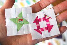 Tiny Quilt Blocks