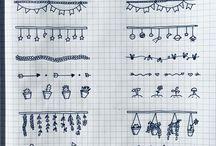 Organizando seu caderno