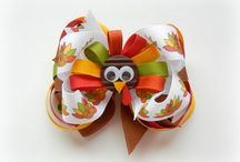 Hair Bows / by Betty Burke
