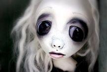 cute but creepy