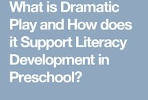 Dramatic Play Time / Tips and suggestions for the dramatic play area in your classroom and how to incorporate learning