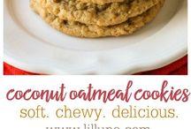 Cookies!! Yum