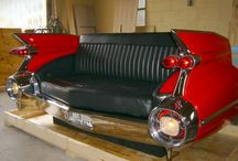 Car Themed Furniture