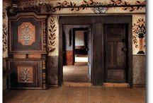 Maľovaný nábytok