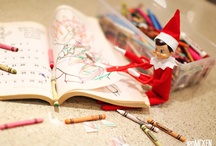 Elf on Shelf / by Jessica Mae