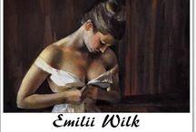 ⊱ Emilia Wilk ⊰  / ≻ Emilia Wilk ~ Wałcz County, Poland, 1983 ≺