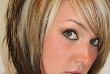 cortes.    que me encantan..........................Cosas que me encantan del cabello y de la belleza