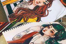 » Drawings