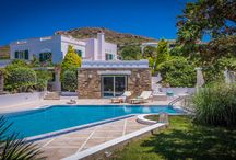 Villa Montana #Naxos #Greece #Island /  Villa Montana is a brand new luxury property on the beautiful island of Naxos. It is located in beautiful grounds , just 120 meters from an almost private beach in the area of Stelida , Agios Prokopios . http://www.mygreek-villa.com/fr/rent-villa-search-2/villa-montana