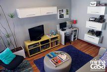 Salas de estar • Living rooms