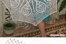 payung rajut