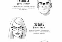 eye wear shapes