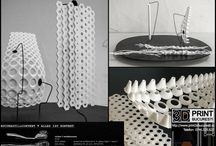 3D Printed Architectural Models / 3D Printed Architectural Models