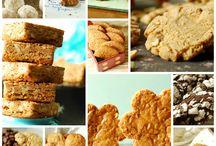 COOKIES – CUPCAKES – DESSERTS / I love cookies. I love cupcakes. I love desserts.