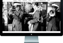 Wedding Websites / Sources for wedding websites- from simple to couture