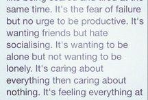 feelings.