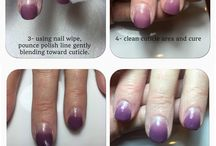 ibd Nail Art / Learn nail art techniques using ibd products.