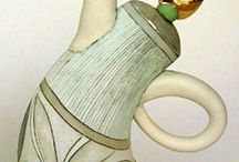 Teapots / by Patti Scollay