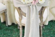 esküvői szék