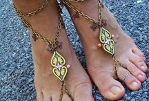 Homemade jewelry bohemian