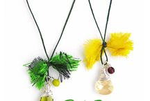 Necklaces to make and wear / A collection of DIY and inspirational necklaces.